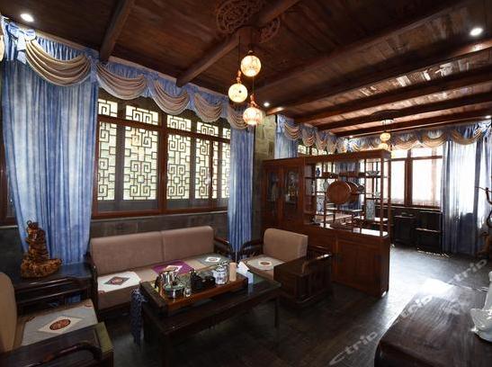 中式民宿设计图片欣赏