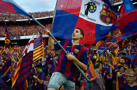体育赛事·4日游2015-2016赛季西甲联赛巴塞罗那vs皇家贝蒂斯12月30