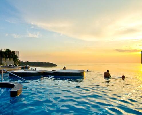 芭堤雅皇家克里夫露台酒店3晚 芭堤雅格兰岛快艇一日游(海底漫步 水上