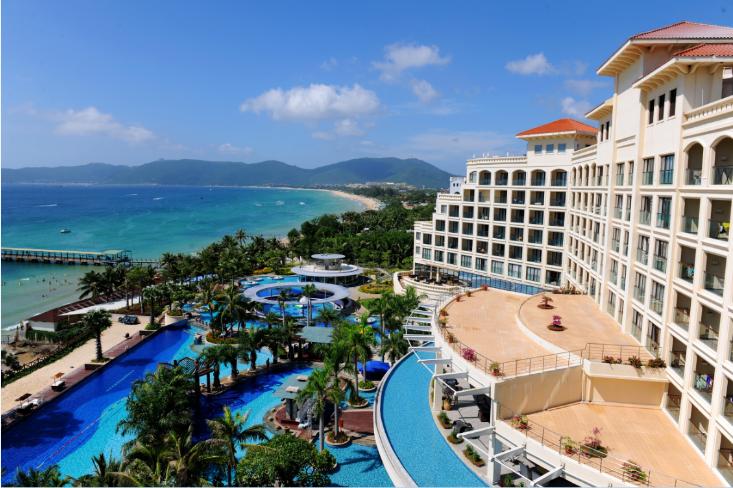 酒店简介:三亚哈曼度假酒店位于海南省三亚市大东海旅游度假区,直图片