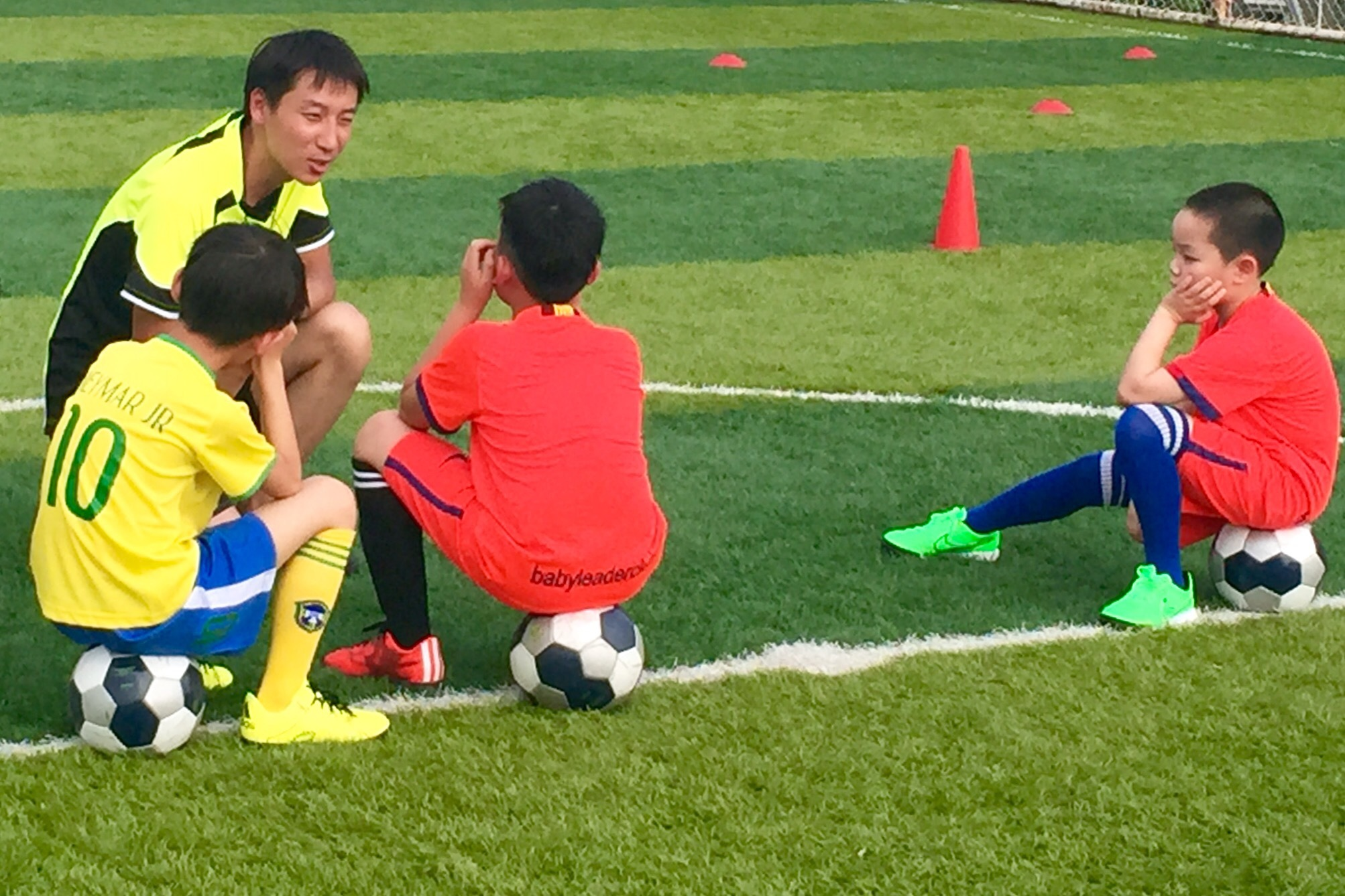 【上海半日亲子运动营】足球主题亲子嘉年华