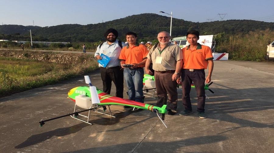 培训基地学习飞行原理与性能