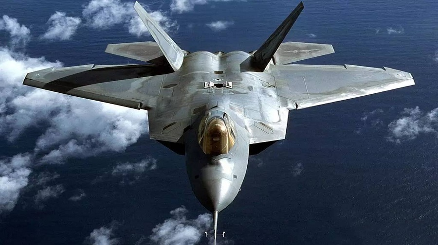 kt板航模制作——f22战斗机