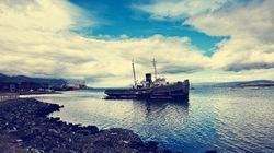 乌斯怀亚 码头