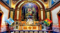 布宜诺斯艾利斯教堂内景