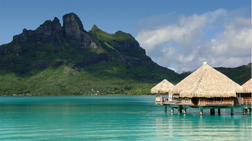 群岛·波拉波拉岛+拉罗