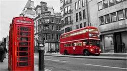 伦敦巴士&电话亭