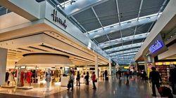 豪华机场免税店