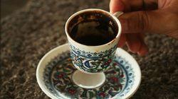 爱琴海/土耳其咖啡