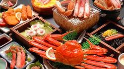 日式螃蟹宴