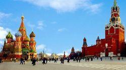 莫斯科红场.