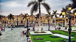 利马 城市风景