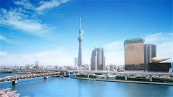 东京晴空塔远景