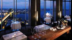 悉尼香格里拉Altitude Restaurant