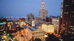 波士顿昆西市场