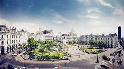 利马 城市景色