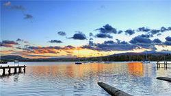 温德米尔湖区