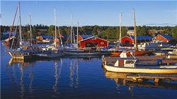 赫尔辛基湖畔
