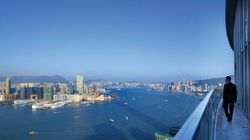 香港四季45楼行政贵宾厅