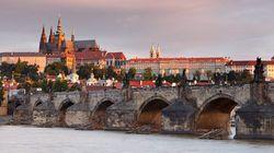 多瑙河沿岸美景