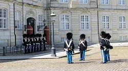 哥本哈根换岗仪式