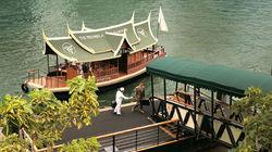 曼谷半岛酒店 酒店摆渡船