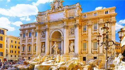 罗马-许愿池