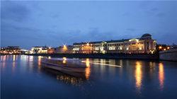 莫斯科夜景