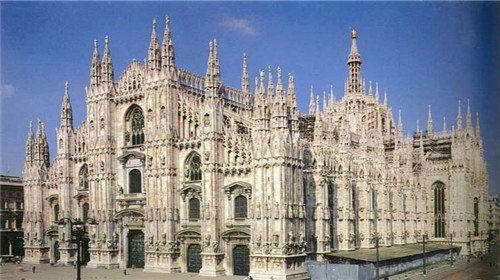 米兰-大教堂
