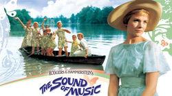 萨尔茨堡《音乐之声》的仙境