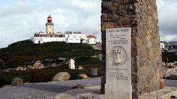 罗卡角灯塔和十字架