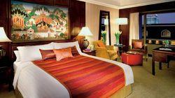 曼谷安纳塔拉酒店 豪华景观客房
