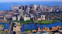 波士顿市区