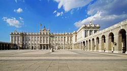 欧洲第三大皇宫--马德里皇宫