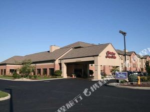 Hampton Inn & Suites Toledo - North
