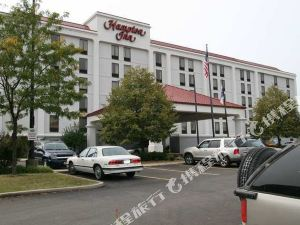 Hampton Inn Charleston/Southbridge