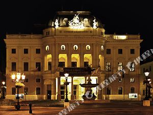 머큐어 브라티슬라바 센트럼 (Mercure Bratislava Centrum Hotel)