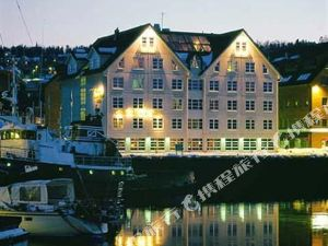 클라리온 컬렉션 호텔 위드 (Clarion Collection Hotel With  Tromsø)