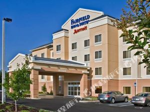 Fairfield Inn & Suites Visalia Tulare