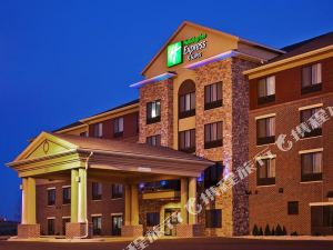 홀리데이 인 익스프레스 앤 스위트 수폴스 SW(Holiday Inn Express Hotel & Suites SIOUX FALLS SOUTHWEST)