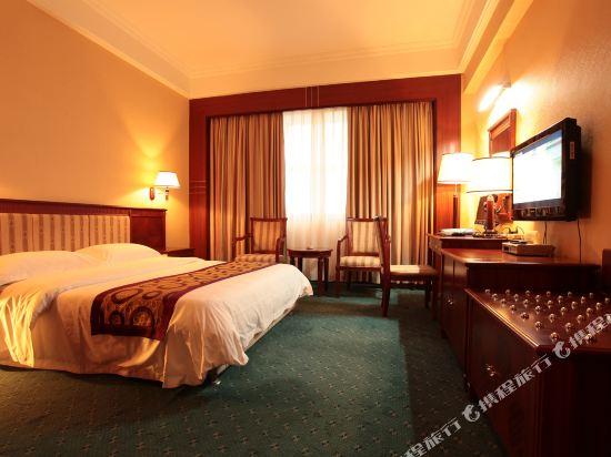 贺州国际酒店1-2晚 姑婆山国家森林公园门票,市中心涉外四星酒店