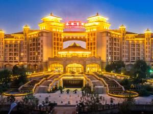 上海南郊宾馆图片