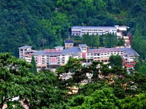 三清山喜莱登酒店图片
