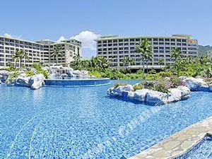 【亚龙湾优选亲子酒店】三亚天域度假酒店,私家海滩+夏威夷风格建筑,《爸爸去哪儿》及《爸爸回来了》拍摄地!