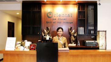 Oriental De Phuket泰式按摩2小时