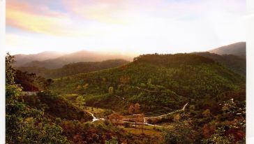 海沧天竺山森林公园_  天竺山森林公园位于厦门市海沧区东孚镇