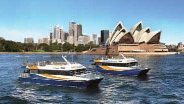悉尼城市之最半日游游玩交通路线\/地图