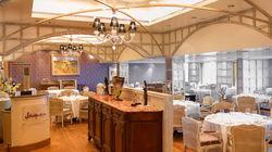 大洋邮轮-餐厅