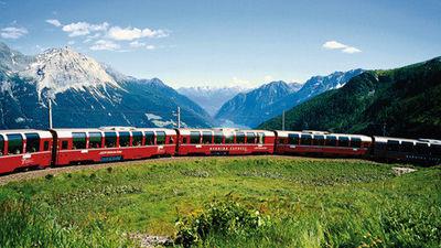世界上最慢的景观列车