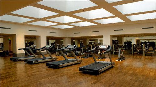颐和安缦酒店健身中心